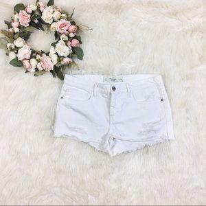 🍍5/$25 Abercrombie & Fitch Distressed Shorts